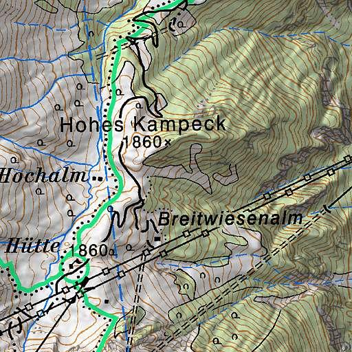 Hohe Tauern Karte.Bergfex Panoramakarte Nationalpark Hohe Tauern Karte Nationalpark
